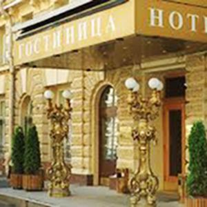 Гостиницы Тамбова
