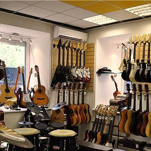 Музыкальные магазины Тамбова