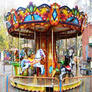 Парки культуры и отдыха Тамбова