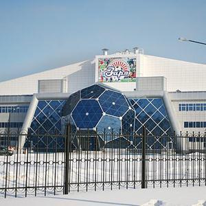 Спортивные комплексы Тамбова