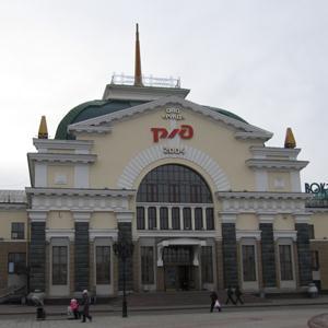 Железнодорожные вокзалы Тамбова
